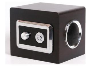 Portable Multimedia Speaker