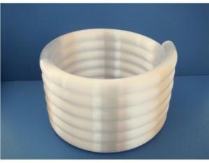 Opaque Spiral Quartz Pipes