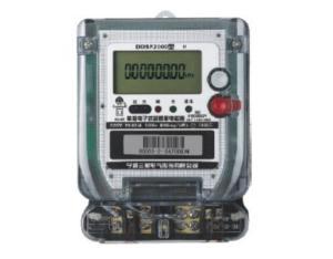 DDSF2000U single-phase watt-hour electronic type more rate