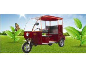 ELECTRIC TRICYCLE :SF-OUEEN(RED)