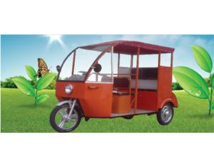 ELECTRIC TRICYCLE :SF-OUEEN(YELLOW)