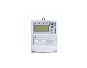 Three-phase electronic multi-function watt-hour meter H
