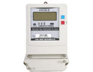 DSS188 / DTS188 H1 three-phase electronic meritorious electric energy meter