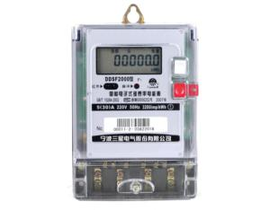 DDSF2000-F1 single-phase watt-hour rate more than electronic