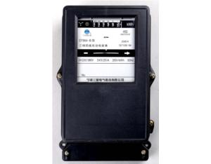 DT864-type B three-phase four-wire meritorious electric energy meter