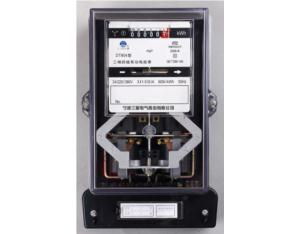 DT904 type three-phase four-wire meritorious electric energy meter