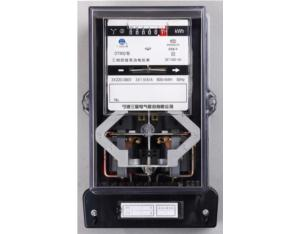 DD202 type single-phase watt-hour meter