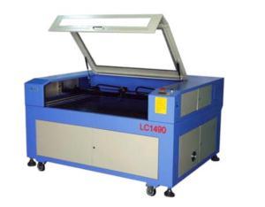 LC1490 laser cutting machine