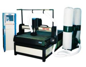 WK1325 CNC router for wood