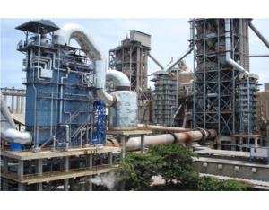 Energy-saving construction Sinoma TL Thai cement boiler cogeneration project