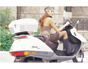 CF250-F-09 Scooter