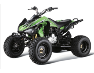 Big size ATV with 250cc water cooled 4 valve engine