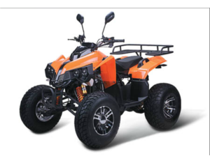 250CC Water Cooled, full size street ATV (EEC)