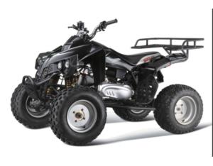 GY6, full size ATV