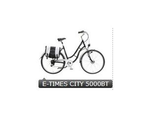 E-TIMES CITY  Bicycle 5000BT