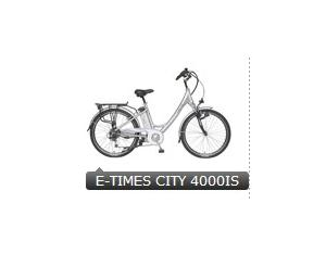 electric bicycle E-TIMES CITY 4000IS