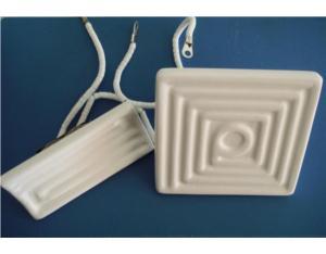 Ceramic infrared radiator (flate shape )