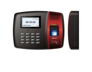 MX750 fingerprint time attendance
