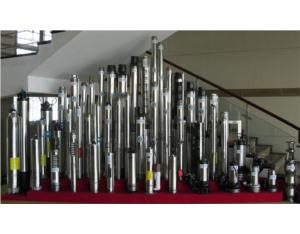 submersible pumps and motors