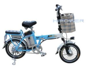 electric folding bicycles D1