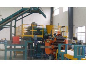 Duplex Rubber Extruder Machinery