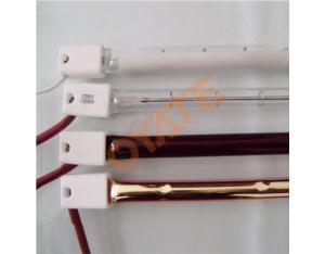 circular electric halogen heating lamp