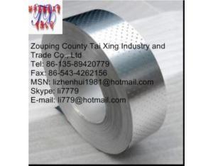 Perforated Aluminium Strip For Ppr Pipe