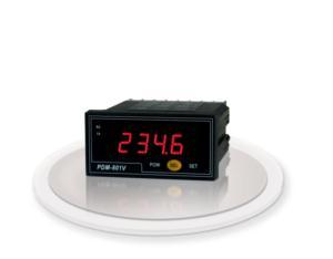 Single Phase Intelligent Voltmeter