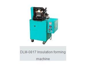 Insulation forming machine   DLM-0817