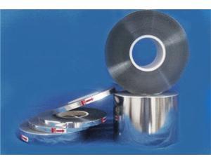 Zn/Al capacitor film