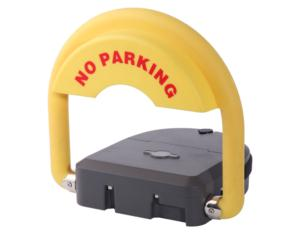 Automatic parking lock, parking barrier, parking guard