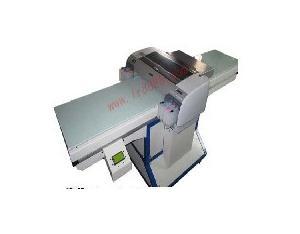 Leather universal flat-panel printers