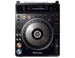 Pioneer DVJ1000 DVD DJ Video Mixer