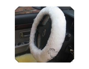 Car seat, steering wheel cover
