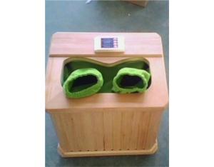 Infrared foot sauna