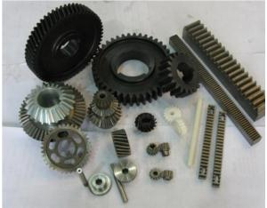 Gears & Gear Rack