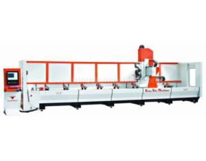 Aluminum Curtain Wall Profile Machining Center KST-5306S