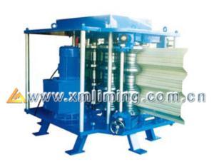 Hobbing roll bending machine