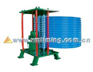 Noold type wave plate bending machine