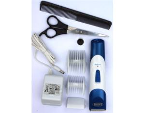 Electric household hair clipper