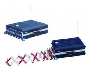 LZ-D-W5 Portable Remote Control Roadblock (Tyre Breaker), TIRE KILLER