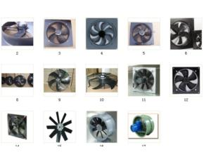 BBCP plate mounted fans