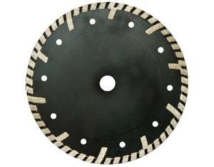 Drop-segment Abrasive Blade(105-350mm)