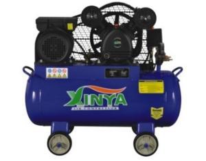 2051A-50 belt-driven air compressor
