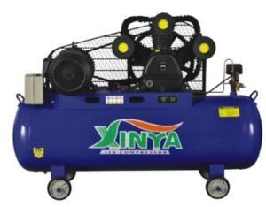 3095A-250 belt-driven air compressor