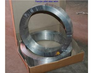 pure zinc wire for spraying