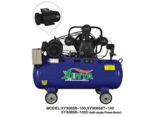 3065B-100 belt-driven air compressor