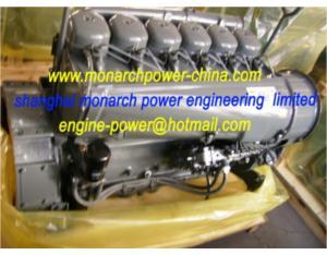 Deutz F6L912 F6L912T diesel engine
