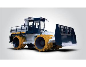 Garbage compaction machine | garbage compacted machine