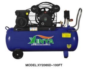 2065D-100FT belt-driven air compressor